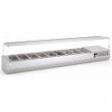 Expositor Refrigerado Para Ingredientes Coreco EI-1/4 (ver opciones)