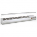 Expositor Refrigerado Para Ingredientes Coreco EI-1/3 (ver opciones)