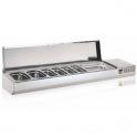 Expositor Refrigerado Para Ingredientes Coreco EI-1/3-T (ver opciones)