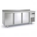 Mesa Congelación snack acero inox Coreco MCS-150 (ver opciones)
