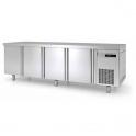 Mesa Congelación 60X40 acero inox Coreco MCP-150 (ver opciones)