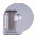 Rejillas de Aluminio + Acero inox. Cortadora Irimar CH (Corte fritas 8mm) RFA-08