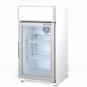 Expositor refrigerado Coreco ECCM-450