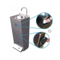 Lavamanos registrable serie XS Fricosmos