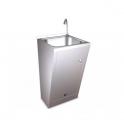 Lavamanos registrable de rodilla agua fria y caliente Fricosmos