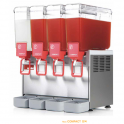 Distribuidora de bebidas Ugolini Difriho COMPACT 8/4 (8+8+8+8 litros)