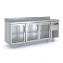 Mesa Fría snack puertas cristal Coreco MRSV-150 (ver opciones)