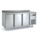 Mesa fría GN 1/1 acero inox Coreco MRG-150 (ver opciones)