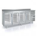 Alto mostrador refrig. p/cristal Coreco FMRV-150 (ver opciones)
