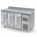 Alto mostrador cristal Coreco FSRV-150-S (ver opciones)
