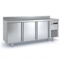 Bajo mostrador snack acero inox Coreco MRS-150 (ver opciones)