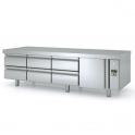 Bajo mostrador con cajones Coreco MFB-195 (ver opciones)