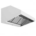 Campana Extracción Mural Snack Serie 110 con turbina (Ver opciones)