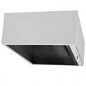 Campana Extracción Mural Invertida con Plenum Fondo 1150mm (Ver Opciones)