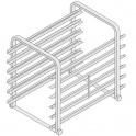 Rack móvil Modelo 61 (Consultar precio)