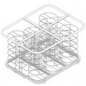 Rack móvil para platos Modelos 62 y 102 (Consultar precio)
