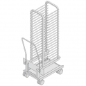 Rack móvil Modelo 201 (Consultar precio)
