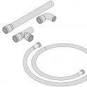 Kit conexión del aparato modelos 61-202 (Consultar precio)