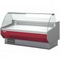 Vitrina Refrigerada Coreco Serie 10 CVED-10-10 1.055 mm. Carnicería/charcutería