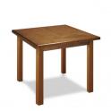 Mesa Modelo 17 Madera de pino barnizada con tablero chapado en pino (Consultar disponibilidad)