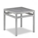 Mesa auxiliar Modelo 308 Tubo de aluminio plastificado y tablero plancha de aluminio (Consultar disponibilidad)