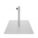 Soporte Parasol Modelo 7710 plancha de hierro con base 625x625 mm (Consultar disponibilidad)
