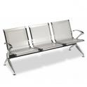 Bancada 3 plazas Modelo 700 Aluminio fundido pulido y carcasa acero troquelado (Consultar disponibilidad)