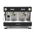 Cafetera industrial Ascaso Bar 2 GR Black Wood (sólo monodosis)