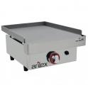 Plancha a Gas Arilex 40PGL 400X400mm Laminado 6mm