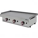 Plancha a Gas Arilex 80PGL 800X400mm Laminado 6mm