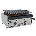 Parrilla Barbacoa a Gas Arilex 60BAR 530X500mm con Piedra Volcánica (Ver opciones)