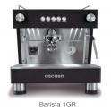 Cafetera industrial Ascaso Barista Pro 1 GR Black Inox (Café molido)