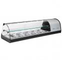 Vitrina de Tapas Sayl Modelo Dos pisos Con Bandejas (ver opciones)