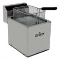 Freidora eléctrica Arilex EVO10 sin grifo de vaciado