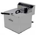 Freidora eléctrica Arilex EVO12 sin grifo de vaciado