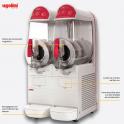 Granizadora Ugolini Difriho NG 10/2 EASY (10+10 litros)