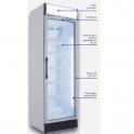 Expositor refrigerado Fred modelo AE390L