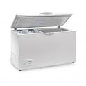 Arcón Congelador Horizontal Eurofred HC 370 Tapa Blanca. 1170X660X850 mm