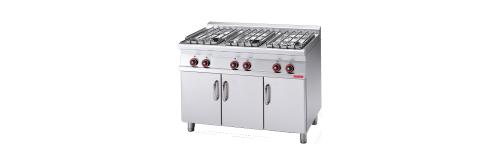 Cocinas sin horno